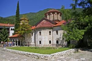 bachkovski manastir